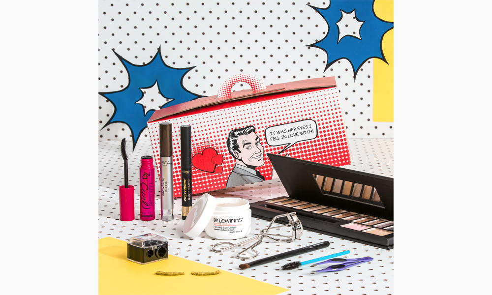 Beauty Box Pop Art