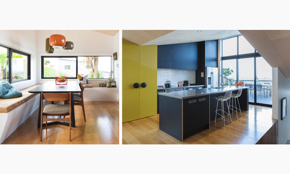 Titirangi Dining Kitchen A