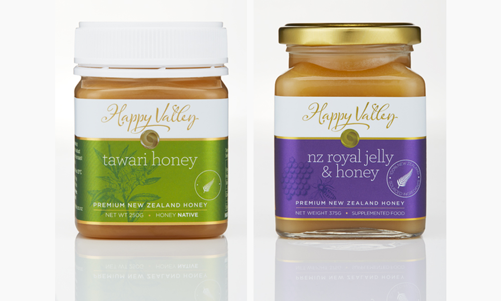 Honey Product Photography